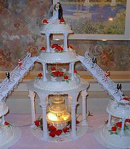 amerikaanse bruidstaart