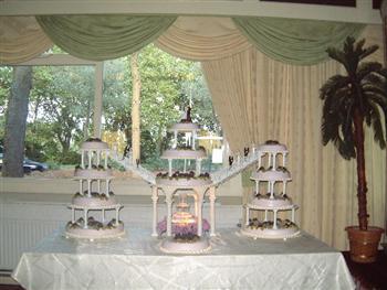 amerikaanse bruidstaart  3