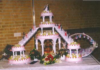 amerikaanse bruidstaart 9