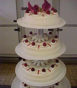 bijzondere bruidstaart 6