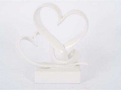 bruidspaar   liefdeshart