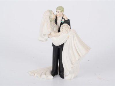 bruidspaar 9 dragend