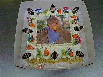 foto taart