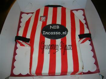 hollandia shirt taart