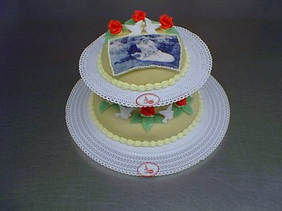 traditionele bruidstaart  5