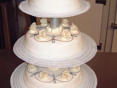 traditionele bruidstaart  6