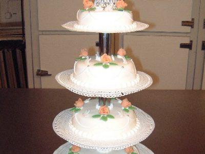 traditionele bruidstaart  7