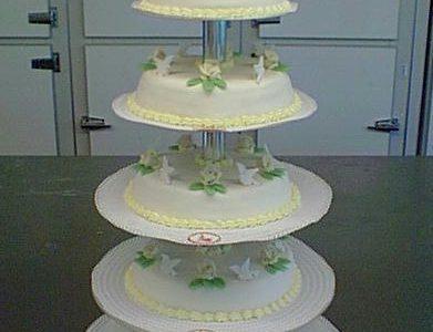 traditionele bruidstaart 9