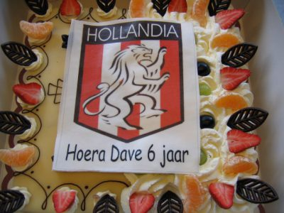 voetbal logo hollandia