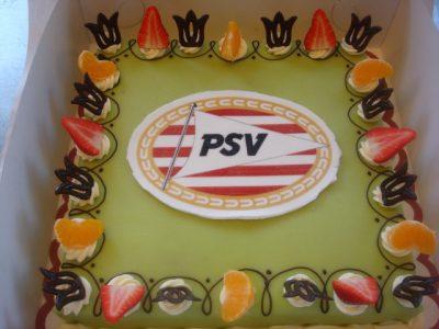 voetbal logo p s v